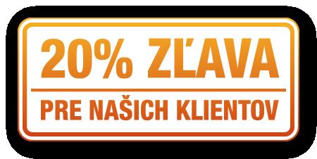 Zľava 20% na online pôžičku od Smscredits.sk
